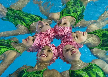 Swimming Costume Design