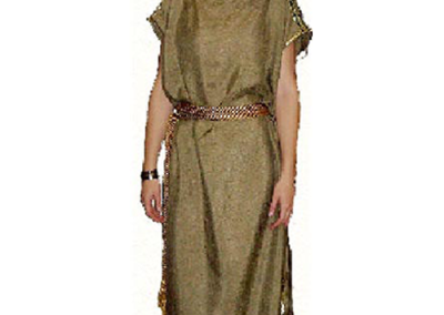 1200 Woman Brown Dress