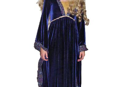 1300 Blue Dress