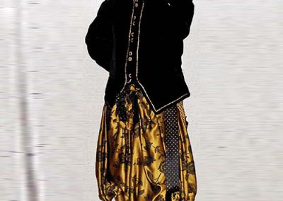 1500 Elizabethan Male