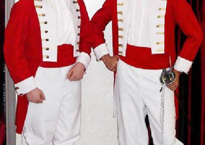 1700 Renaissance Sailors